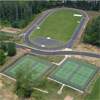 Woodland Middle School Track Project